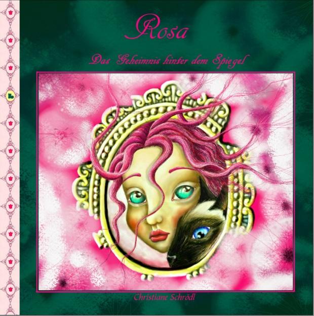 Cover - Rosa & das Geheimnis hinter dem Spiegel